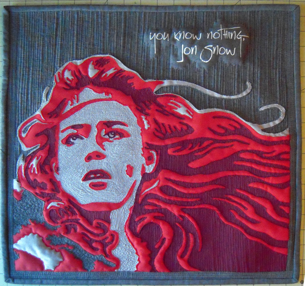 Ygritte Quilt