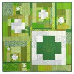 Green Cross Quilt #3