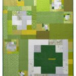 Green Cross Quilt